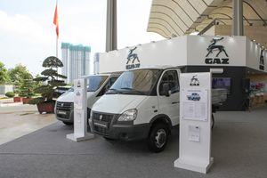GAZ - thương hiệu ôtô nổi tiếng nước Nga gia nhập thị trường Việt