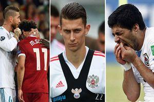 Tuyển thủ Nga tuyên bố sẵn sàng quật ngã Salah, cắn trả Suarez