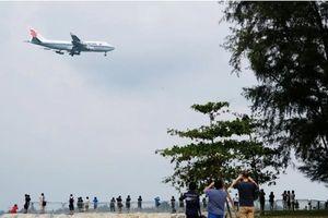 Ông Kim Jong-un đã đến Singapore trong sự bảo vệ tối đa của Trung Quốc