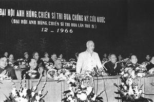 Nhìn lại 70 năm Lời kêu gọi Thi đua ái quốc của Chủ tịch Hồ Chí Minh