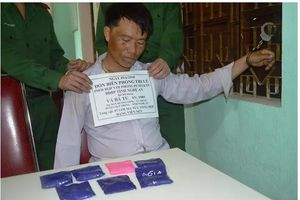 Nghệ An: Cảnh sát phòng chống ma túy liên tiếp 'cất những mẻ lưới' lớn