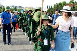 Nghệ An: Hơn 500 'chiến sĩ nhí' tham gia Học kỳ quân đội 2018