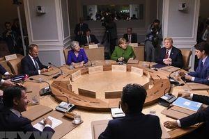 Vì sao Tổng thống Mỹ không ký vào thông cáo chung của G7?