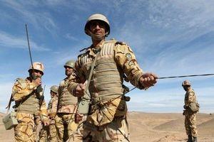 Lực lượng Vệ binh Iran tiêu diệt 6 nghi phạm gần biên giới Iraq