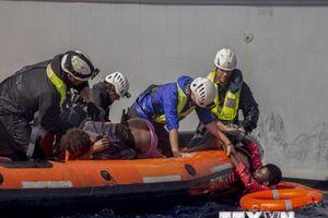 Tây Ban Nha thông báo tiếp nhận 629 người mắc kẹt trên Địa Trung Hải