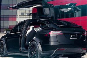 Tesla Model X độ bởi T Sportline: Ai bảo xe điện không thể độ?