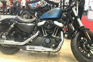 Mãn nhãn Harley Davidson Forty-Eight mới trình diện tại Việt Nam