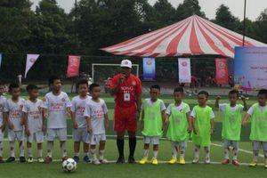 'Cơn địa chấn' mang tên U23 Việt Nam khơi dậy tình yêu bóng đá của thiếu nhi 