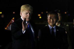 Ông Trump và ông Kim đã tới Singapore