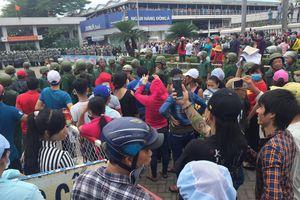 Công an TP.HCM mời một số người kích động, chống người thi hành công vụ về làm việc