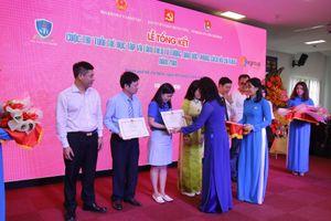 Trao giải cuộc thi 'Tuổi trẻ học tập và làm theo tư tưởng, đạo đức, phong cách Hồ Chí Minh' năm 2018