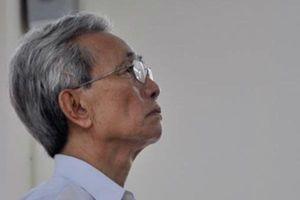 Nguyễn Khắc Thủy xin hoãn thi hành án?