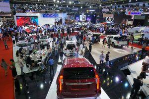 Tăng trưởng tiêu thụ ô tô sẽ đạt 22,6%/năm