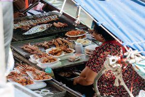 'Xõa' 1 ngày ở chợ nổi Bangkok để có những kỷ niệm khó quên trong đời