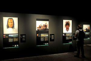 Chiêm ngưỡng mặt nạ hơn 60.000 năm tuổi của Australia