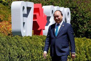 Chuyến thăm Canada và dự G7 mở rộng của Thủ tướng Nguyễn Xuân Phúc
