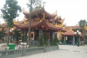Những câu hỏi đằng sau một ngôi chùa 'khủng' ở Thái Bình