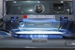 Chọn máy giặt cho cuộc sống hiện đại