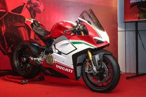 'Siêu phẩm' Ducati Panigale V4 Special giá gần 2 tỷ đồng tại Việt Nam