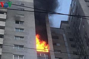 Thêm 108 công trình nhà cao tầng Hà Nội vi phạm về phòng cháy