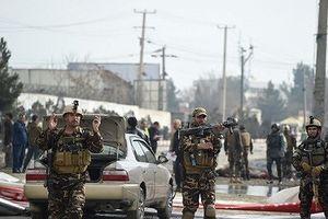 Đánh bom liều chết liên tiếp xảy ra tại Afghanistan