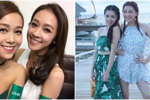 4 cặp chị em sexy nức tiếng xứ Cảng Thơm