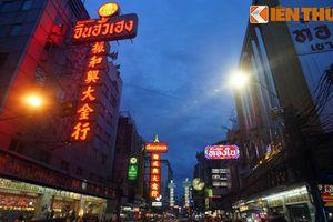 Rực rỡ sắc màu Trung Hoa ở phố Tàu của Bangkok