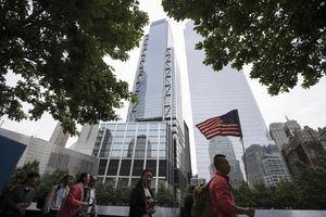 Khánh thành Tòa nhà Trung tâm Thương mại Thế giới 16 năm sau sự kiện 11/9