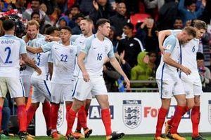 Tuyển Anh nâng cấp hàng rào sân tập ở World Cup 2018