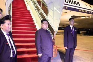 Ông Kim Jong-un rời Singapore về nước lúc nửa đêm