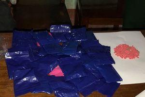 Biên phòng Nghệ An: Bắt đối tượng vận chuyển 6.000 viên ma túy