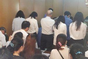 Triệu tập điều tra viên làm rõ sai phạm của giám đốc ngân hàng