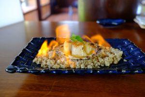 Teppanyaki, nghệ thuật ẩm thực Nhật Bản ở Hội An