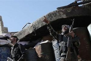 Tấn công quân đội Syria ở Homs, phiến quân IS bị sập bẫy