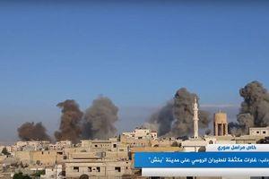 Nga dồn dập giáng đòn hủy diệt quân 'thánh chiến nước ngoài' ở Idlib, Syria