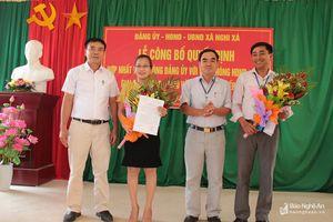 Xã Nghi Xá (Nghi Lộc): Hợp nhất Văn phòng Đảng ủy và HĐND, UBND