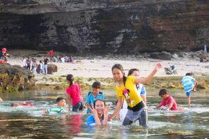 Phát hiện khách du lịch tử vong tại gành san hô đảo Lý Sơn