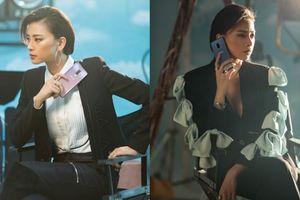 Ngô Thanh Vân 'đẹp hút hồn' trong hậu trường buổi chụp ảnh thời trang