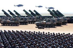 Đối đầu Mỹ, Trung Quốc 'ẩn mình' thách thức quân sự toàn cầu