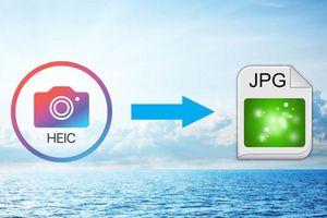 5 cách chuyển đổi định dạng HEIC thành JPG/PNG trên Windows