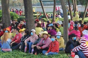 Tuyên truyền để công nhân các KCN tránh bị lôi kéo, tụ tập đông người