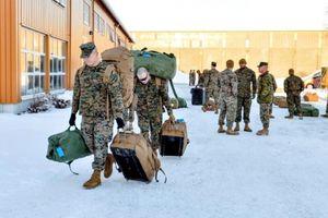 Na Uy mời thêm lính Mỹ đến đồn trú