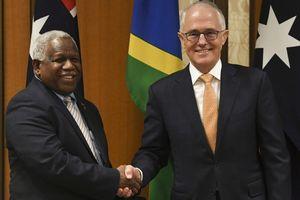 An ninh mạng Úc hất cẳng Trung Quốc khỏi đảo quốc Solomon