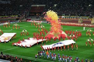Thời gian diễn ra lễ khai mạc World Cup 2018