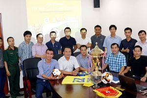 Bốc thăm, chia bảng Giải bóng đá Cúp Báo Đấu thầu mở rộng năm 2018