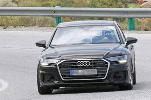Audi S6 2019 lộ hình ảnh trên đường thử