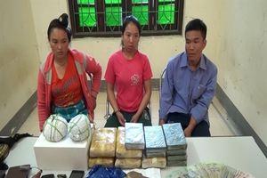 Triệt hạ đường dây mua bán, vận chuyển ma túy xuyên quốc gia
