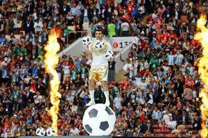 Màn trình diễn hoàn hảo của nước Nga khai mạc World Cup 2018