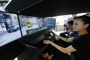 KIA thể hiện tham vọng phát triển ô tô công nghệ cao