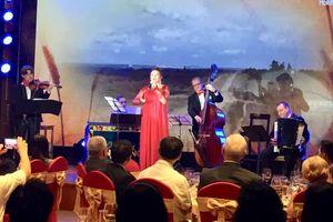 Thưởng thức 'Giai điệu nước Nga' tại Hà Nội